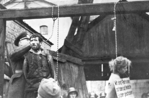 Nazi Hanging in Belarus